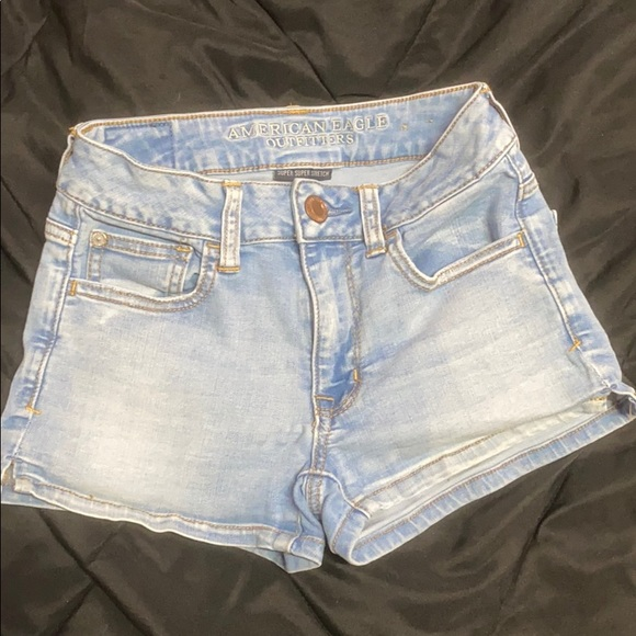American Eagle Outfitters Pants - American Eagle Outfitters jean shorts